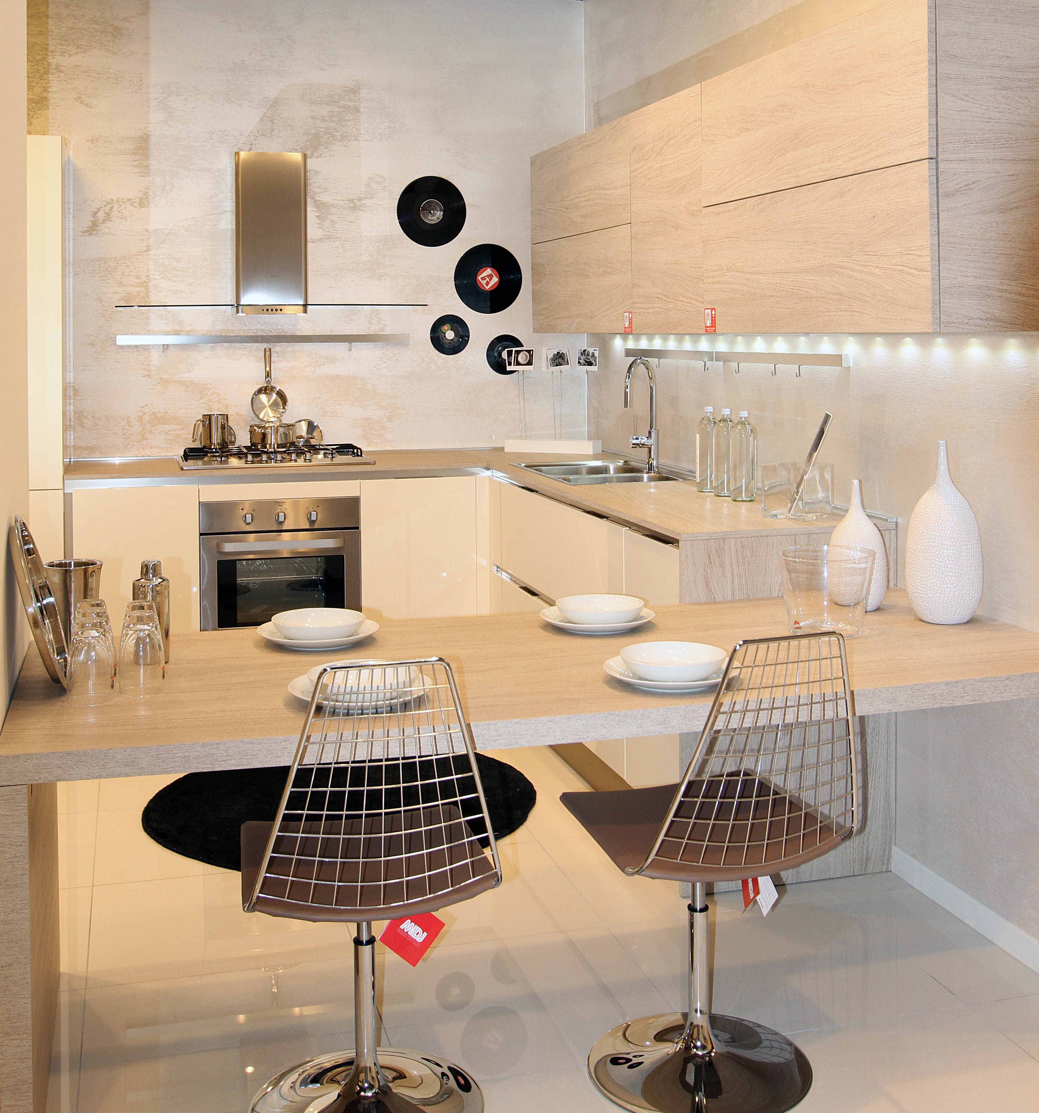 Outlet Cucine Lombardia. Cucina Creo Mod Rewind With Outlet Cucine ...