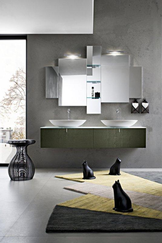 Bagni chic simple mobile bagno chanel shabby chic with bagni chic simple mobile bagno chanel - Rivestire bagno senza togliere piastrelle ...