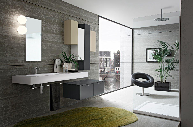 Bagno Stile Minimalista : Stile minimal bagno idee per un bagno essenziale