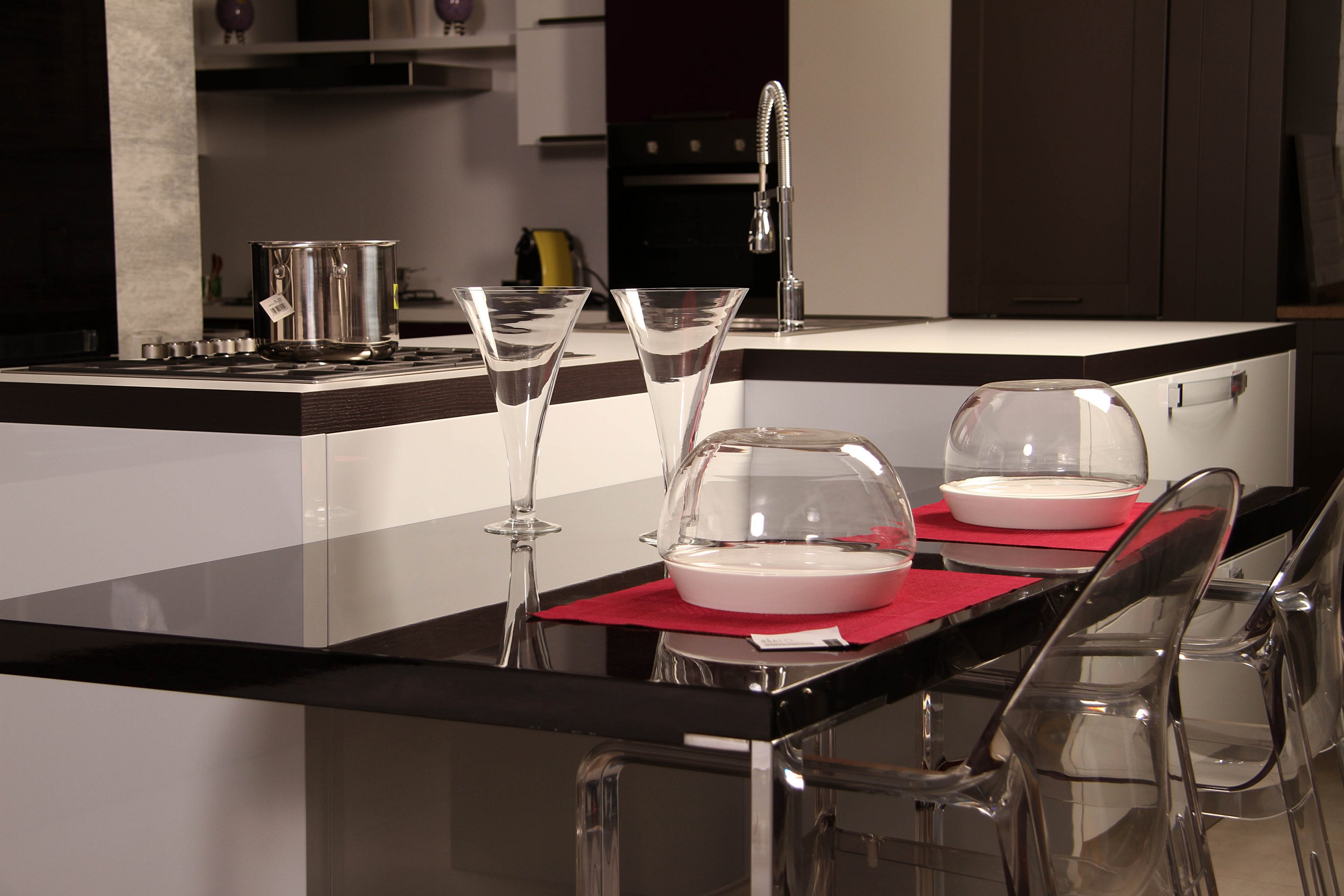 Outlet Cucine Design. Perfect Cucina Moderna Design Urban In ...